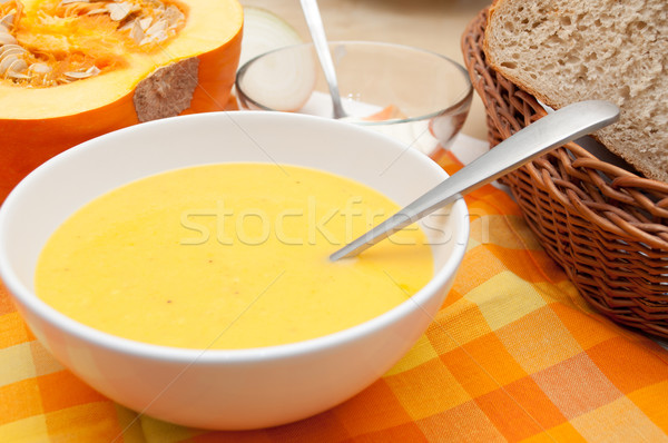 Butternut Squash Soup  Stock photo © jamdesign