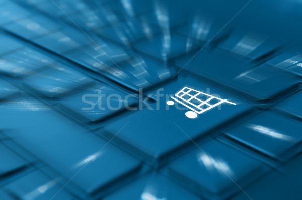 Online Shopping Concept  Stock photo © jamdesign
