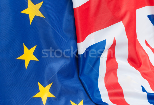 Stock photo: United Kingdom and Europe