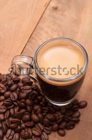 Espresso Coffee  Stock photo © jamdesign