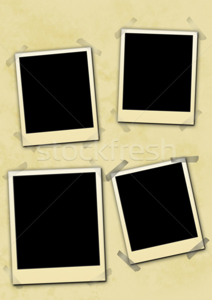 Photo Frames Stock photo © jamdesign