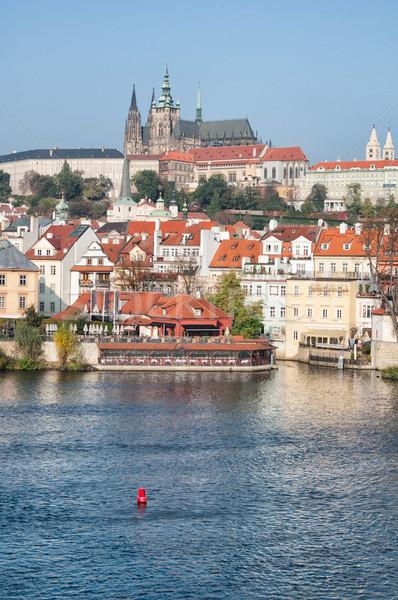 Prague Castle Stock photo © jamdesign