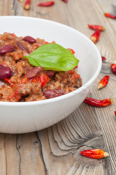 Chilli Con Carne Stock photo © jamdesign