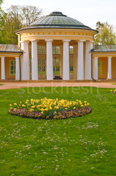 Marianske Lazne Spa / Marienbad, Czech Republic Stock photo © jamdesign