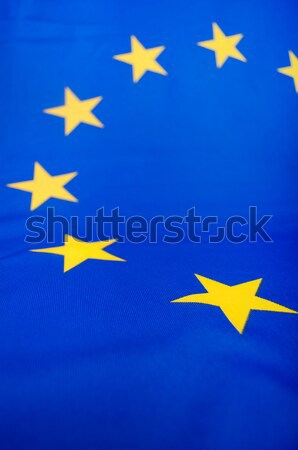 Flag of European Union Stock photo © jamdesign