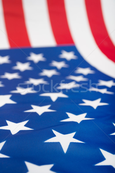 USA Flag Stock photo © jamdesign