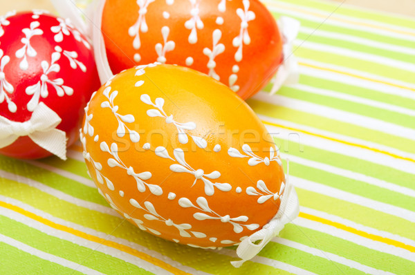 Easter Eggs Stock photo © jamdesign