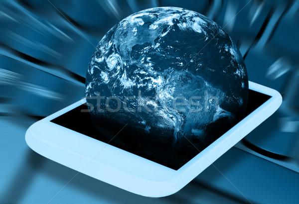 Mobile Phone Stock photo © jamdesign