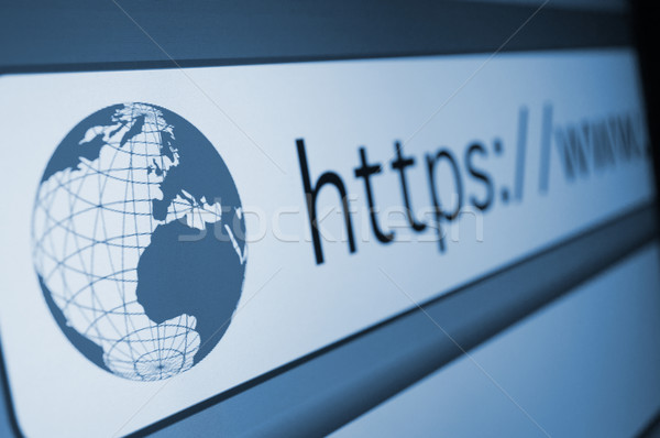 Address Bar Stock photo © jamdesign