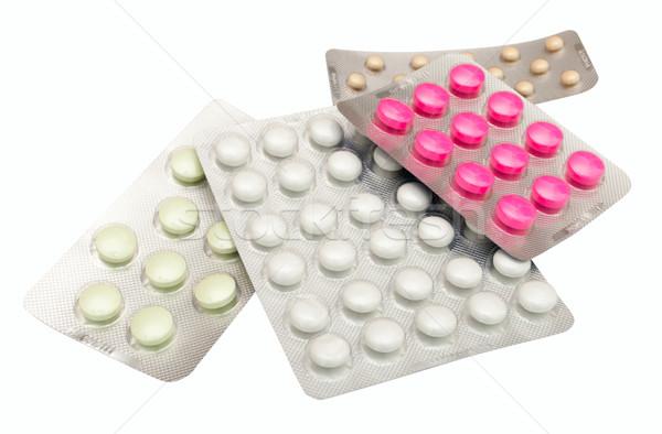 Pills Stock photo © jamdesign