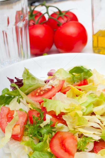 Fresh Vegetable Salad Stock photo © jamdesign