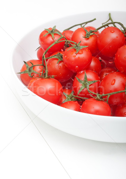 Fresh Tomatoes Stock photo © jamdesign