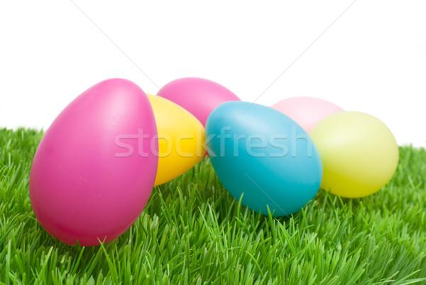 Easter Eggs Stock photo © jamdesign