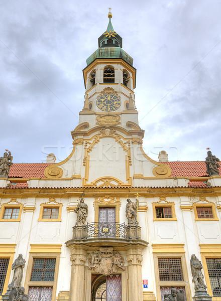Loreta / Loreto, Prague, Czech Republic Stock photo © jamdesign