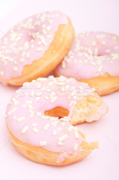 Donuts Stock photo © jamdesign