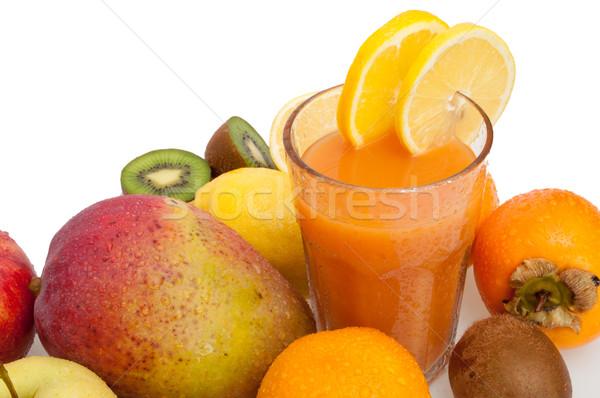 Multivitamin Juice Stock photo © jamdesign