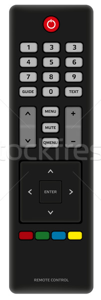 Remote Control Stock photo © jamdesign