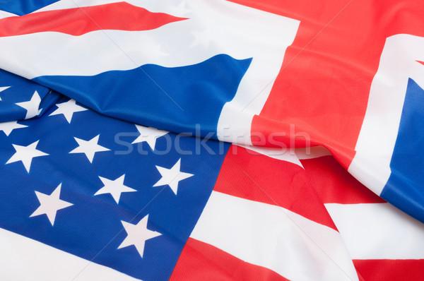 United Kingdom and USA Stock photo © jamdesign