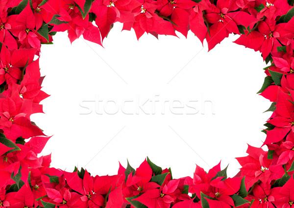 Christmas Frame Stock photo © jamdesign