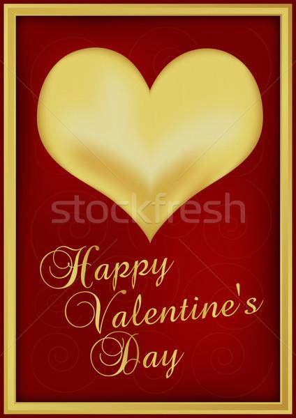 Valentine's Day Background Stock photo © jamdesign