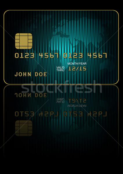 Credit Card Stock photo © jamdesign