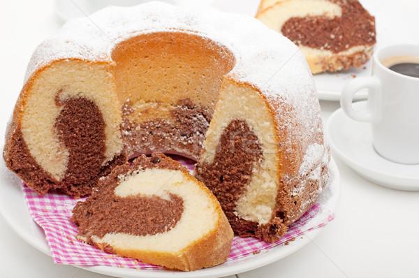 Marble Cake Stock photo © jamdesign