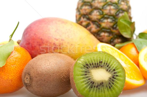 Tropical Fruits Stock photo © jamdesign