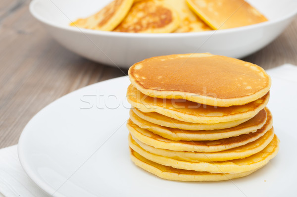 Flapjacks Stock photo © jamdesign