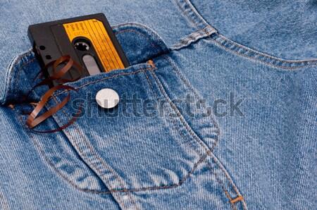 Verkauf Tag rot Prozentsatz Symbol Tasche Stock foto © jamdesign