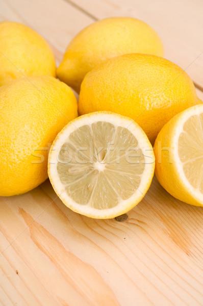 Lemons Stock photo © jamdesign
