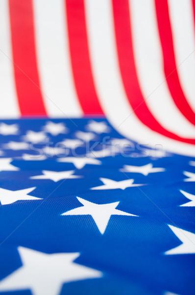 United States Flag Stock photo © jamdesign
