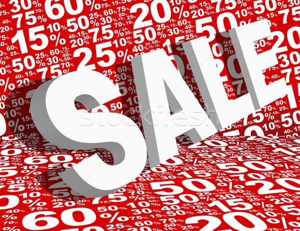 Sale Background Stock photo © jamdesign