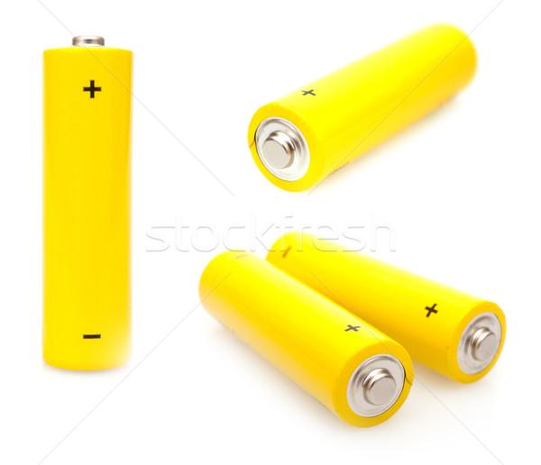 AA Battery Stock photo © jamdesign