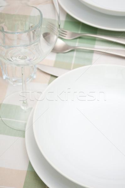 Set Table Stock photo © jamdesign