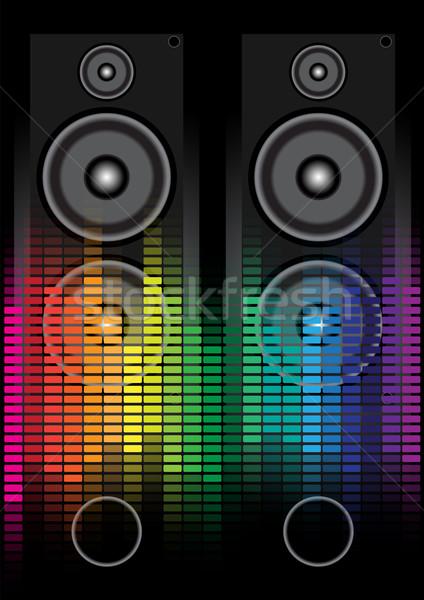 Party Background  Stock photo © jamdesign
