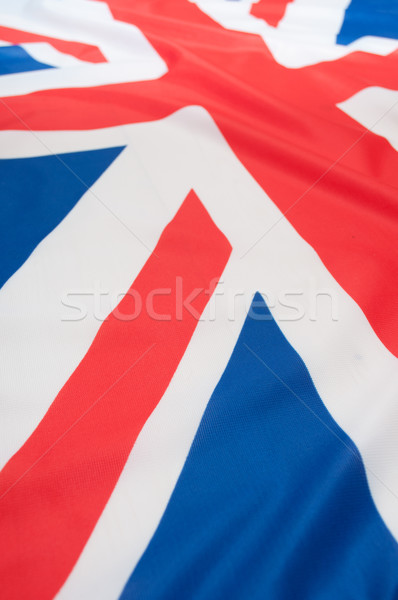 Stock photo: National Flag of Great Britain