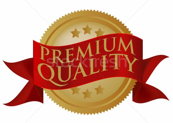 Premium Quality Seal Stock photo © jamdesign