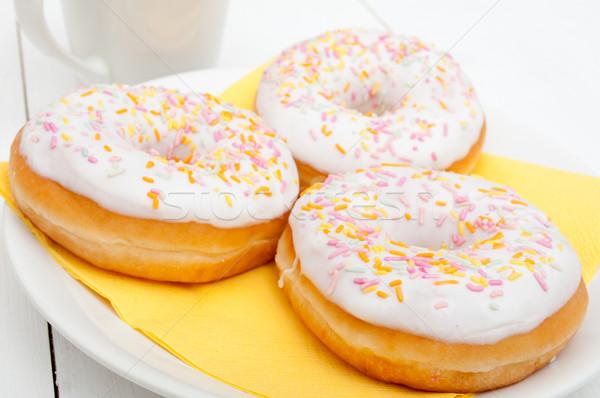 Donuts Stock photo © jamdesign
