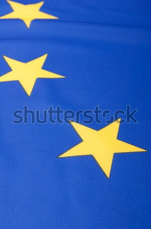 European Union Flag Stock photo © jamdesign