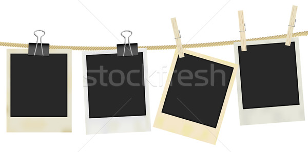 Photo Frames  Stock photo © jamdesign