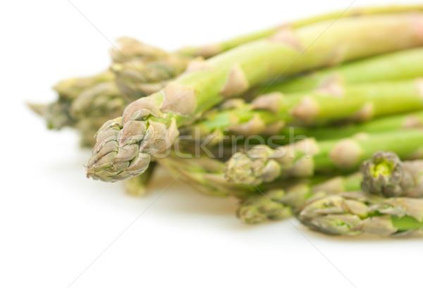 Fresh Asparagus Stock photo © jamdesign