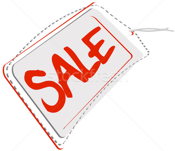 Sale Tag Stock photo © jamdesign