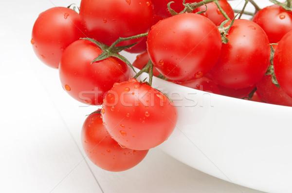 Fresh Tomatoes Stock photo © jamdesign