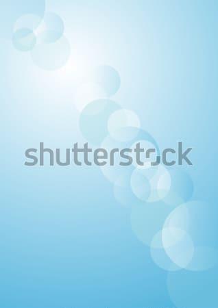 Summer Sky Stock photo © jamdesign