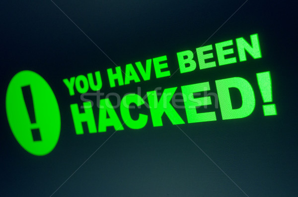 Hacking Stock photo © jamdesign