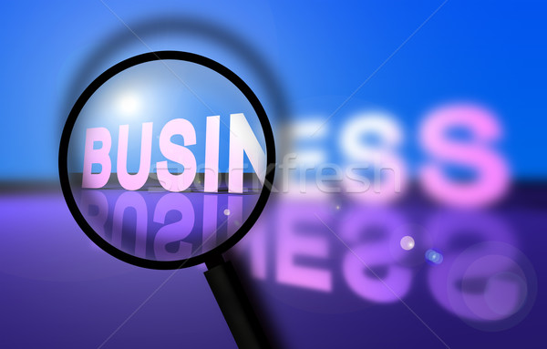 Business success Stock photo © janaka