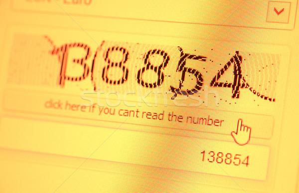 значок компьютер Мир торговых сеть Сток-фото © janaka