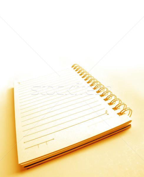 Note Book Stock photo © janaka