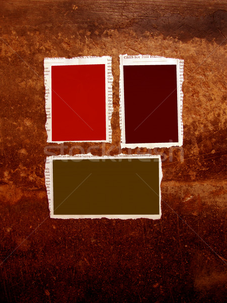 Abstract border Stock photo © janaka