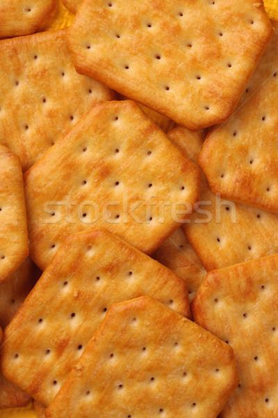 Cookie gedetailleerd cookies voedsel gezondheid Stockfoto © janaka